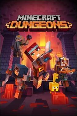 Minecraft Dungeons Box art
