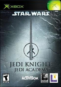 Star Wars Jedi Knight:  Jedi Academy (Xbox) by LucasArts Box Art