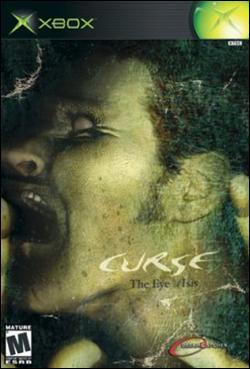 Curse: The Eye of Isis (Xbox) by Dreamcatcher Games Box Art