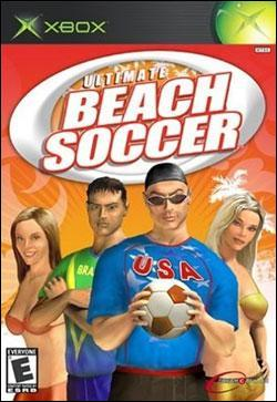 Ultimate Beach Soccer (Xbox) by Dreamcatcher Games Box Art