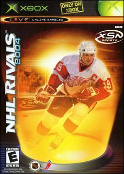 Nhl Rivals 2004 Original Xbox Game Profile Xboxaddict Com