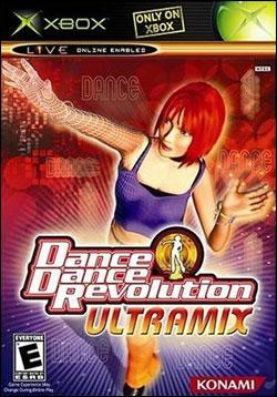 Dance Dance Revolution: UltraMix (Xbox) by Konami Box Art