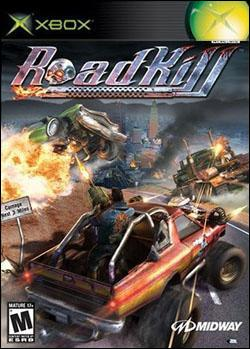 RoadKill (Xbox) by Midway Home Entertainment Box Art