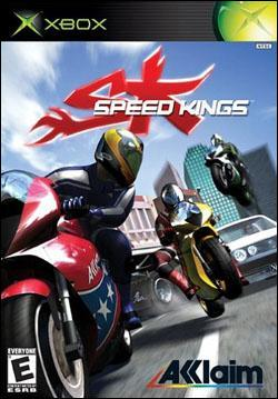 Speed Kings Box art