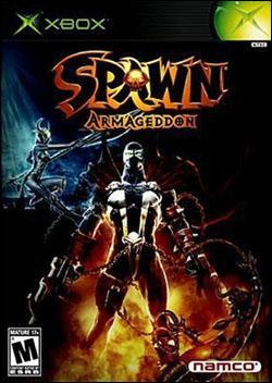 Spawn: Armageddon (Xbox) by Namco Bandai Box Art
