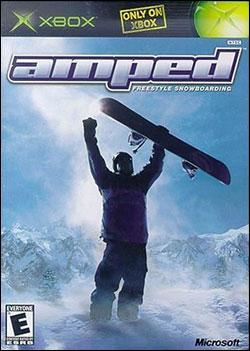 Amped: Freestyle Snowboarding (Xbox) by Microsoft Box Art
