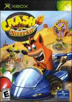 Crash Nitro Kart (Xbox) by Vivendi Universal Games Box Art