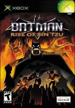 Batman: Rise of Sin Tzu (Xbox) by Ubi Soft Entertainment Box Art