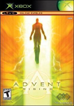 Advent Rising (Xbox) by Majesco Box Art