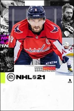 NHL 21 (Xbox One) by Electronic Arts Box Art