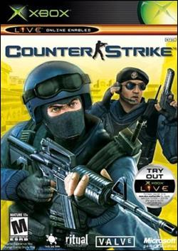 Counter-Strike (Xbox) by Microsoft Box Art