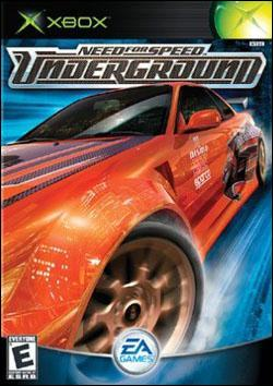 Need for Speed Underground (Xbox) by Electronic Arts Box Art
