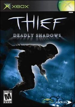 Thief: Deadly Shadows (Xbox) by Eidos Box Art