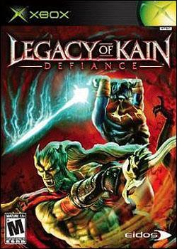 Legacy of Kain: Defiance (Xbox) by Eidos Box Art