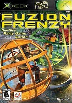 Fuzion Frenzy (Xbox) by Microsoft Box Art