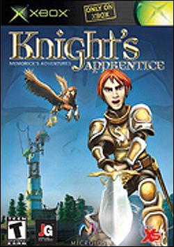 Knight's Apprentice: Memorick's Adventures (Xbox) by Microids Box Art