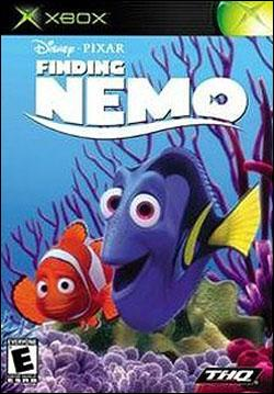 Finding Nemo (Xbox) by THQ Box Art