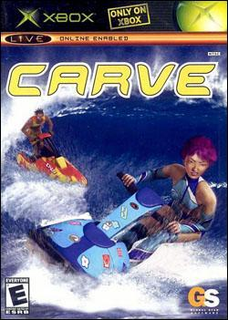 Carve (Xbox) by Take-Two Interactive Software Box Art