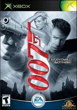 James Bond 007: Everything or Nothing (Xbox) by Electronic Arts Box Art