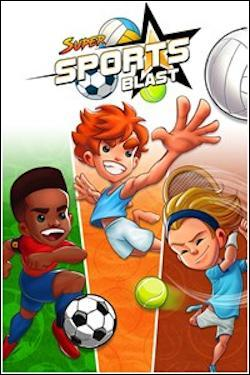 Super Sports Blast (Xbox One) by Microsoft Box Art