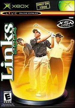 Links 2004 (Xbox) by Microsoft Box Art