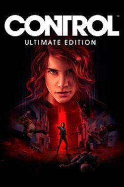 Control: Ultimate Edition Box art