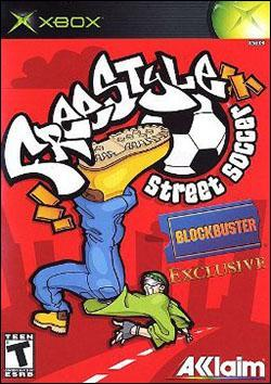 Freestyle Street Soccer (Xbox) by Acclaim Entertainment Box Art