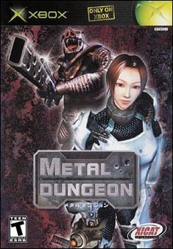 Metal Dungeon (Xbox) by Xicat Interactive Box Art