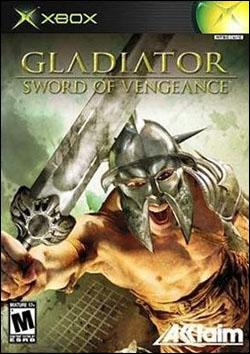 Gladiator: Sword of Vengeance (Xbox) by Acclaim Entertainment Box Art