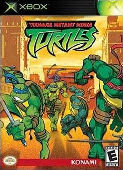 Teenage Mutant Ninja Turtles (Xbox) by Konami Box Art