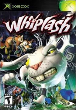 Whiplash (Xbox) by Eidos Box Art