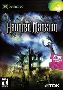 The Haunted Mansion (Xbox) by TDK Mediactive Box Art