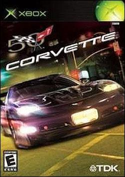 Corvette (Xbox) by TDK Mediactive Box Art