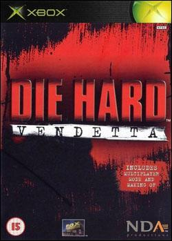 Die Hard: Vendetta (Xbox) by Vivendi Universal Games Box Art