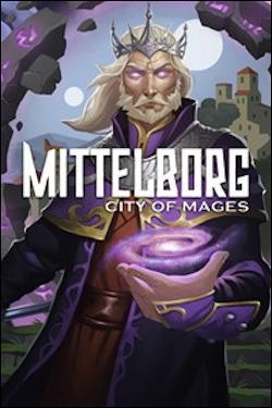 Mittelborg: City of Mages (Xbox One) by Microsoft Box Art