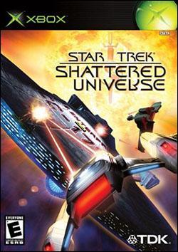 Star Trek: Shattered Universe (Xbox) by TDK Mediactive Box Art