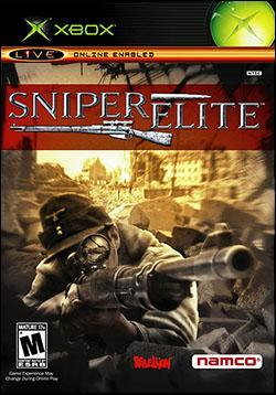 Sniper Elite (Xbox) by Namco Bandai Box Art