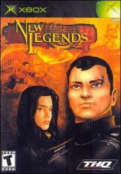 New Legends (Xbox) by THQ Box Art
