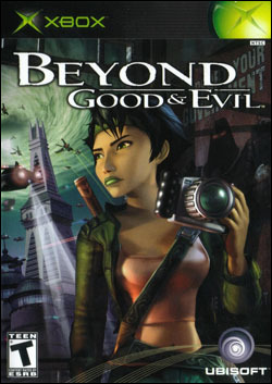 Beyond Good and Evil (Xbox) by Ubi Soft Entertainment Box Art