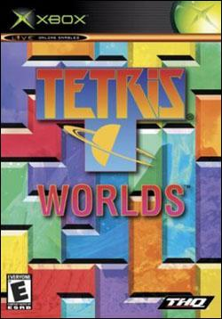 Tetris Worlds: Online Edition (Xbox) by THQ Box Art