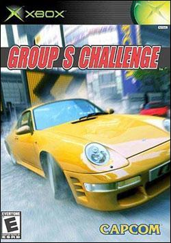 Group S Challenge (Xbox) by Capcom Box Art