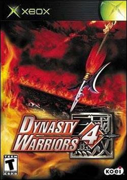 Dynasty Warriors 4 (Xbox) by KOEI Corporation Box Art