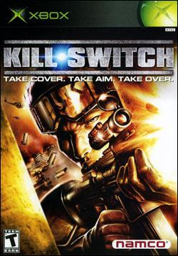 Kill Switch (Xbox) by Namco Bandai Box Art