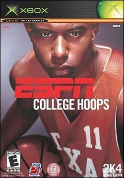 ESPN College Hoops 2K4 (Xbox) by Sega Box Art