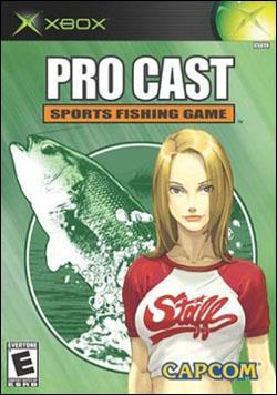 Pro Cast Sports Fishing (Xbox) by Capcom Box Art