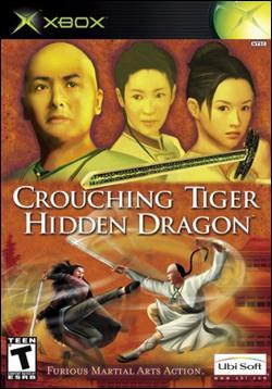Crouching Tiger, Hidden Dragon (Xbox) by Ubi Soft Entertainment Box Art
