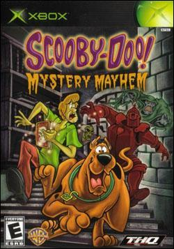 Scooby-Doo! Mystery Mayham (Xbox) by THQ Box Art