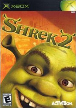 Shrek 2 (Xbox) by Activision Box Art