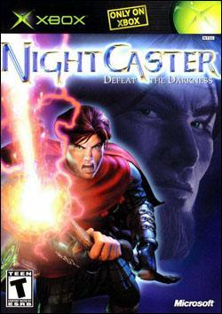 Nightcaster: Defeat The Darkness (Xbox) by Microsoft Box Art