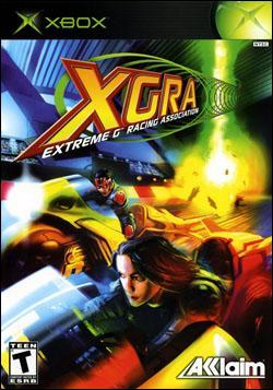 XGRA - Extreme Gravity Racing Association (Xbox) by Acclaim Entertainment Box Art